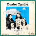 "7"" QUATRO CANTOS 1978 VIVA VOZ CHOIR VOCAL CULT SAMBA BOSSA FOLK BRAZIL"