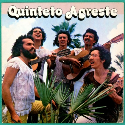 "7"" QUINTETO AGRESTE SEU DOTO ME CONHECE 1980 FOLK BRAZIL"
