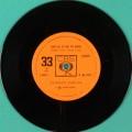 """7"""" ROBERTO CARLOS QUERO QUE VA TUDO PRO INFERNO 1965 POP BEAT ROCK BRAZIL"""