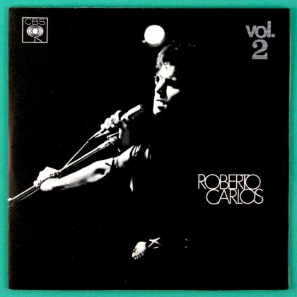 "7"" ROBERTO CARLOS VOLUME 2 1971 FOLK BEAT GROOVE BRASIL"
