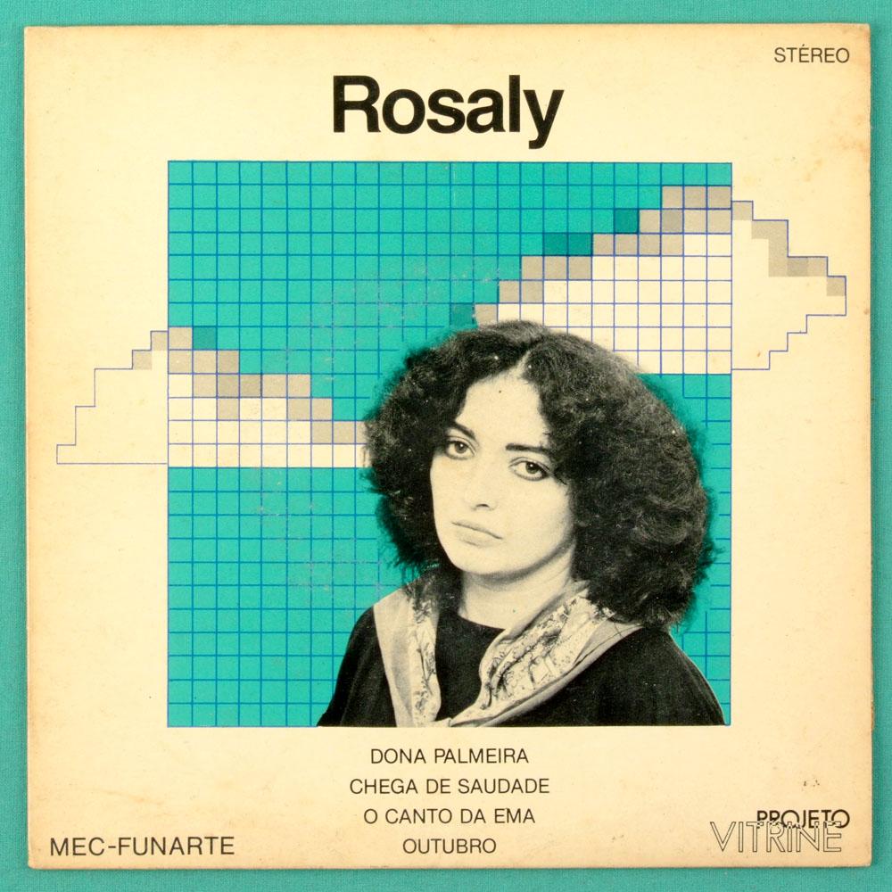 "7"" ROSALY  BOSSA SAMBA SOUL FUNK FOLK INDIE CULT BRAZIL"