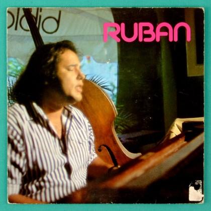 """7"""" RUBAN RUBINHO BERTRAMI 1982 FOLK GROOVE PSYCH BRAZIL"""