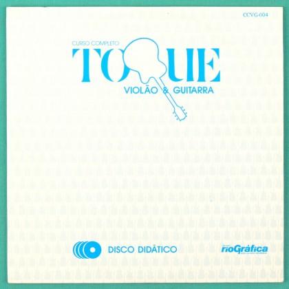 "7"" GUITAR CLASS TOQUE COMPLETE COURSE SAMBA FUNK MPB BRAZIL"