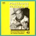 """7"""" PONTEADOS DE VIOLA CANA-VERDE SP FOLK REGIONAL BRAZIL"""
