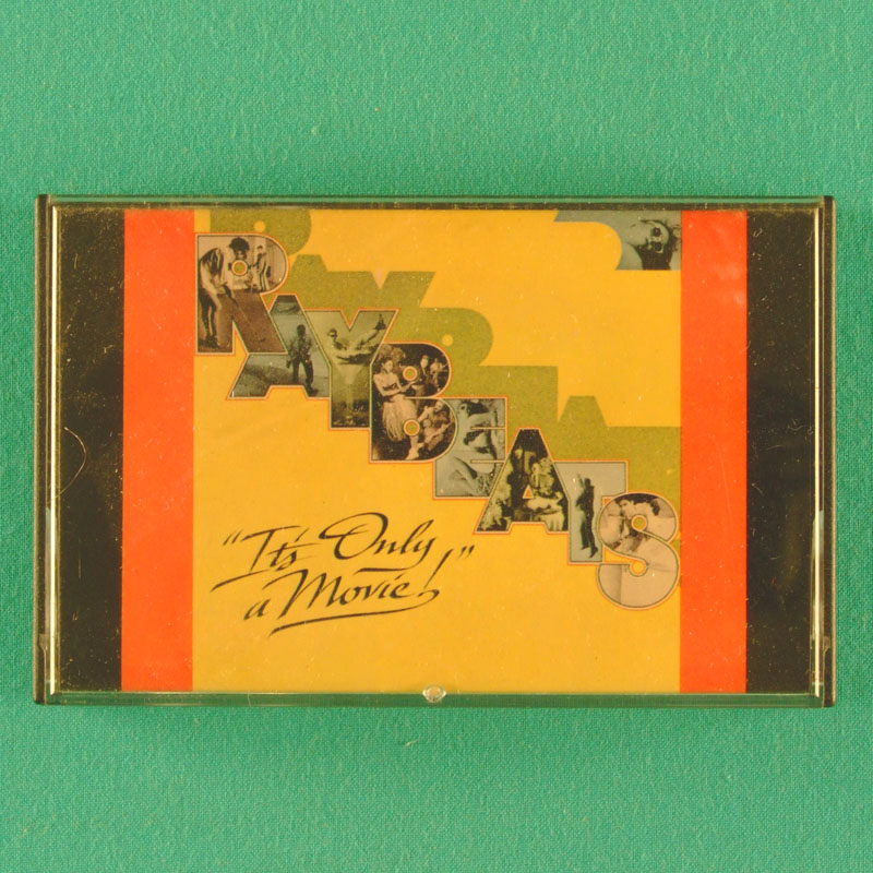 CASSETTE THE RAYBEATS IT'S ONLY A MOVIE 1983 BEAT SURF USA