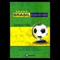 BOOK BRASIL EM COPAS DO MUNDO SOCCER BRAZILIAN FOOTBALL WORLD CUPS BRAZIL
