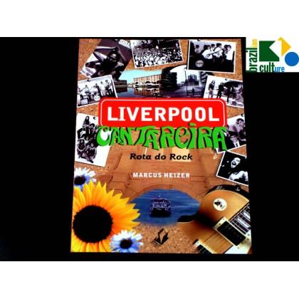 BOOK LIVERPOOL CANTAREIRA OS LOBOS NITEROI ROCK BEAT ROCK PSYCH BRAZIL