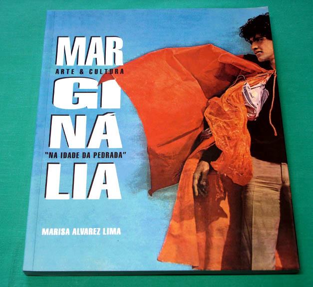 BOOK ART MARGINALIA TROPICALIA DOCUMENTARY UNDERGROUND FREAK BRAZIL