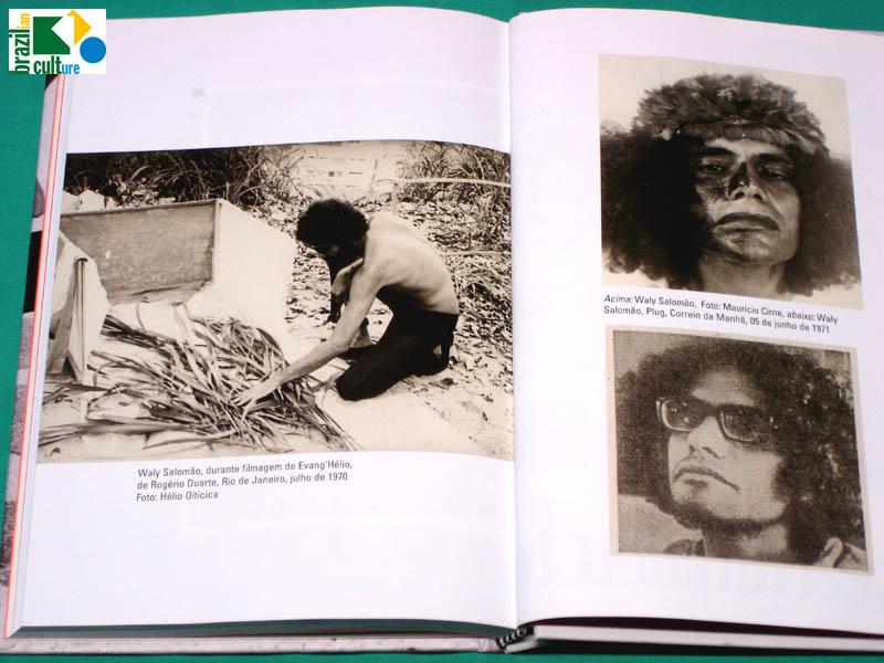 BOOK ME SEGURA QUE VOU DAR UM TROÇO WALY SALOMAO PSYCH UNDERGROUND TROPICALIA BRAZIL