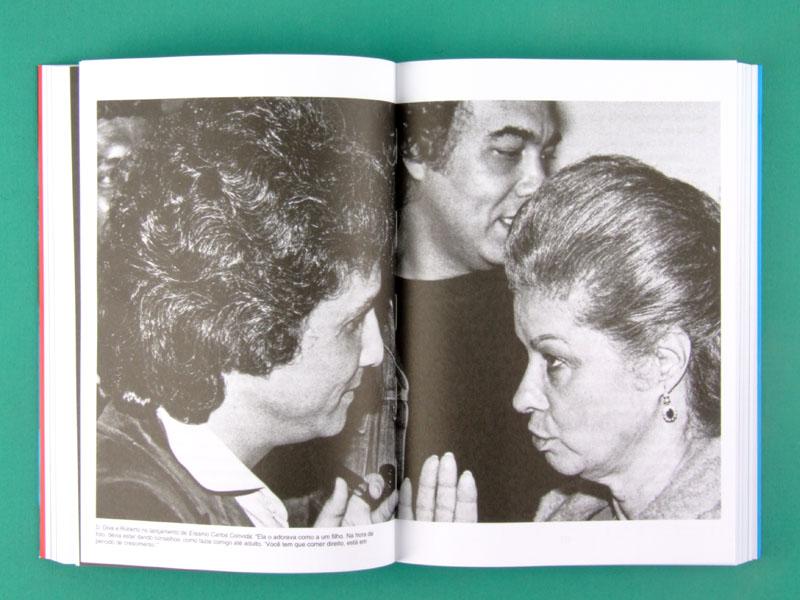 BOOK ERASMO CARLOS MINHA FAMA DE MAU BIOGRAPHY JOVEM GUARDA BEAT GARAGE BRAZIL