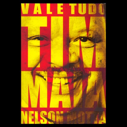 BOOK TIM MAIA VALE TUDO NELSON MOTTA SOUL FUNK BRAZIL