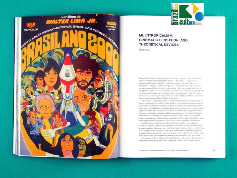 BOOK TROPICALIA UMA REVOLUCAO NA CULTURA BRASILEIRA PSYCH BRAZIL