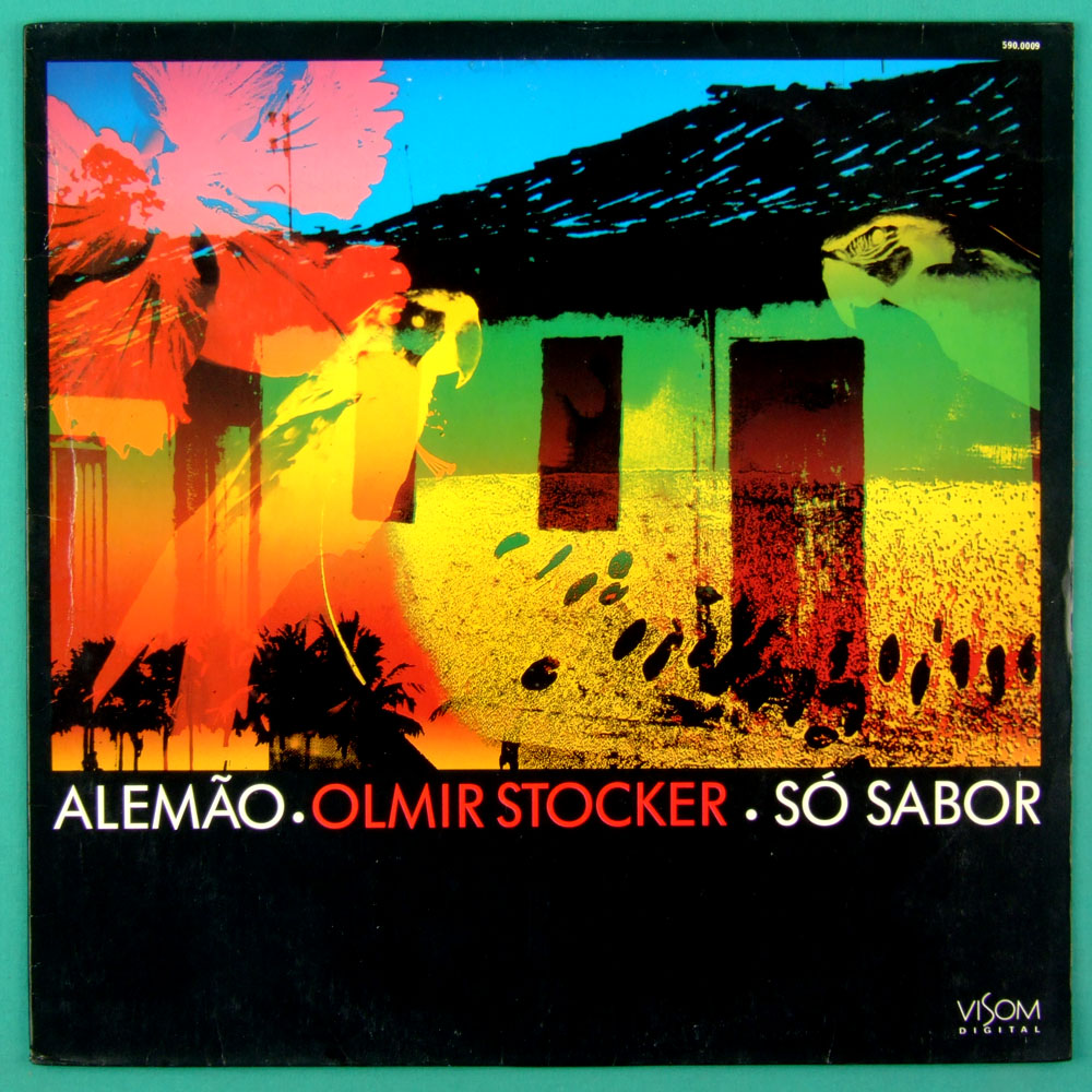LP OLMIR STOCKER ALEMAO SO SABOR INSTRUMENTAL BRAZIL