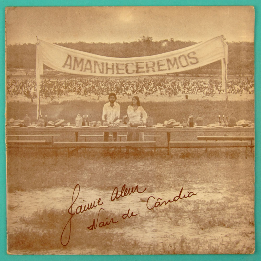 LP JAIME ALEM E NAIR DE CANDIA AMANHECEREMOS 1979 BRAZIL