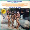 LP OS BATUQUEIROS E AS MULATAS PATOLA O SIRI SAMBA BATUCADA SEXY COVER DJ BRAZIL