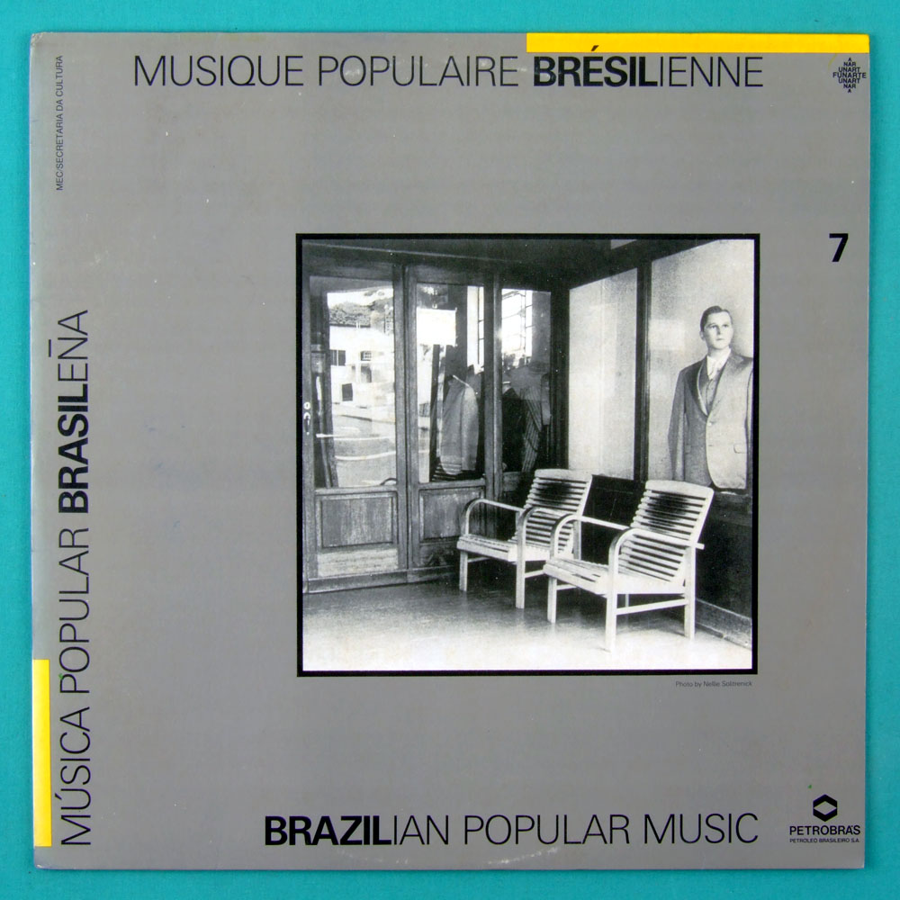 LP PAULO MOURA MISTURA E MANDA EXPORT SAMBA JAZZ BRAZIL