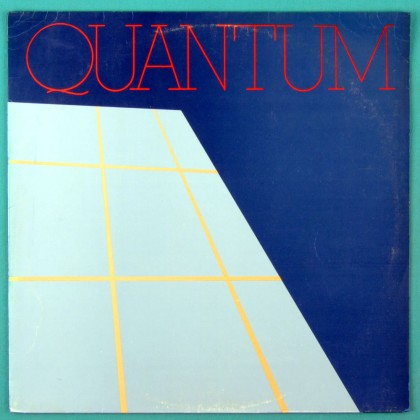 LP QUANTUM 1983 PROG JAZZ PSYCH ROCK FUSION CULT BRAZIL