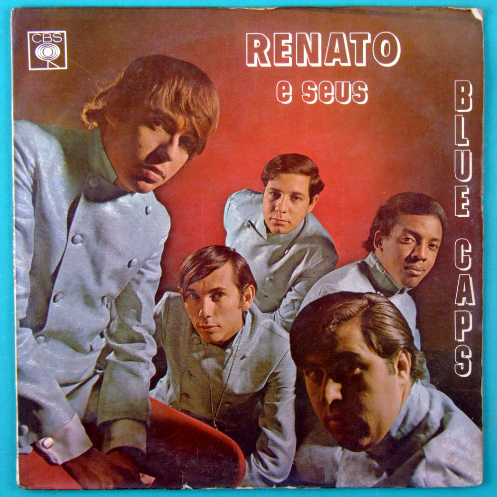 LP RENATO E SEUS BLUE CAPS 1967 POKORA FOLK BEAT ROCK PSYCH FUNK POP SOFT BRAZIL