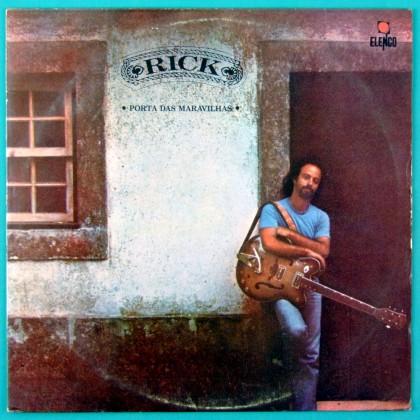 LP RICK FERREIRA PORTA DAS MARAVILHAS *1977* GUITAR PSYCH FOLK ROCK KARMA BRAZIL