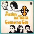 LP SOAP ASSIM NA TERRA COMO NO CEU 1970 MENESCAL TIM MAIA ZE ROBERTO BERTRAMI BRAZIL