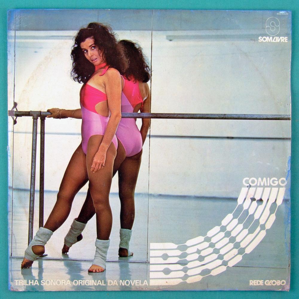 LP BAILA COMIGO 1981 SOAP BETHANIA CAETANO VELOSO BRAZIL