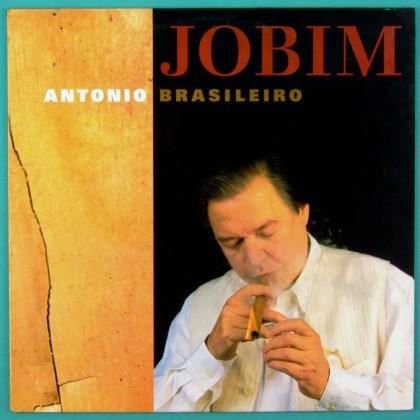 LP TOM JOBIM ANTONIO BRASILEIRO 1994 BOSSA STING BOSSA BRAZIL