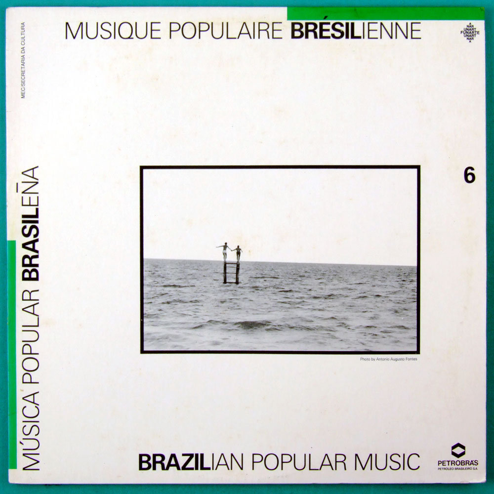 LP PEDRINHO RODRIGUES & BEBEL GILBERTO GERALDO PEREIRA BOSSA SAMBA EXPORT EDITION BRAZIL