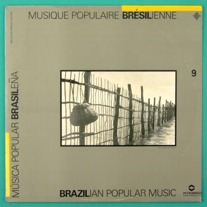 LP ORQUESTRA DE CORDAS DEDILHADAS DE PERNANBUCO FUNARTE EXPORT EDITION BRAZIL