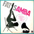 LP FAT S ELPIDIO FAT SAMBA 2ND BOSSA FOLK JAZZ INTRUMENTAL CHORO 1964 BRAZIL