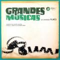 LP ORQUESTRA DOS ESTUDIOS REUNIDOS GUERRA PEIXE GRANDES MUSICAS DE FILMES BRAZIL