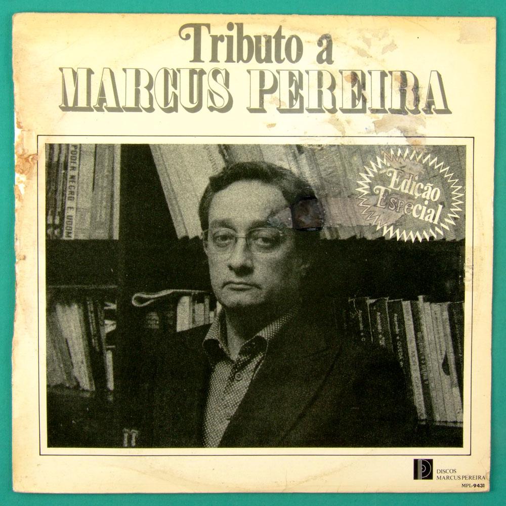 LP TRIBUTO A MARCUS PEREIRA 1982 CARTOLA LECI BRANDAO BRAZIL