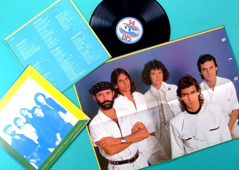LP 14 BIS A IDADE DA LUZ 1983 MINAS ROCK PROG FOLK BRAZIL