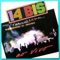 LP 14 BIS AO VIVO LIVE 1988 MINAS ROCK PROG FOLK BRAZIL