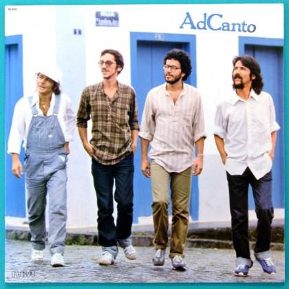 LP ADCANTO 1982 CHOIR FOLK ROCK MINAS TULIO MOURAO BRAZIL