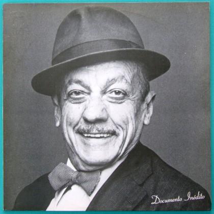 LP ADONIRAN BARBOSA DOCUMENTO INEDITO 1984 SAMBA BRAZIL
