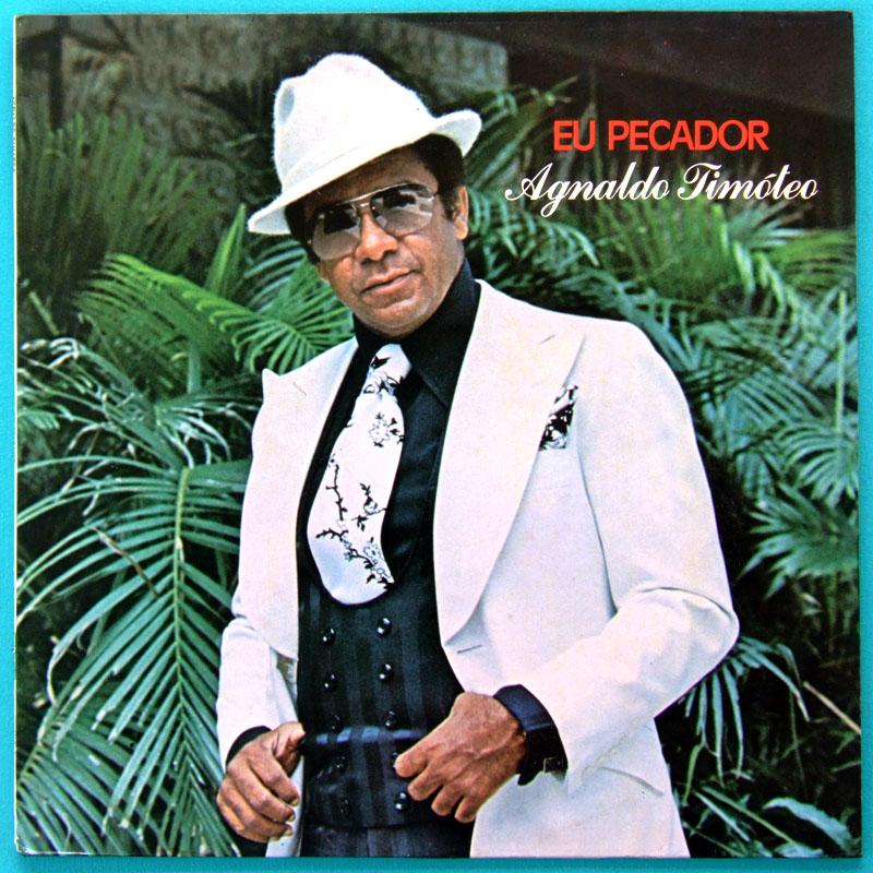 LP AGNALDO TIMOTEO EU PECADOR 1977  FOLK POP BRAZIL