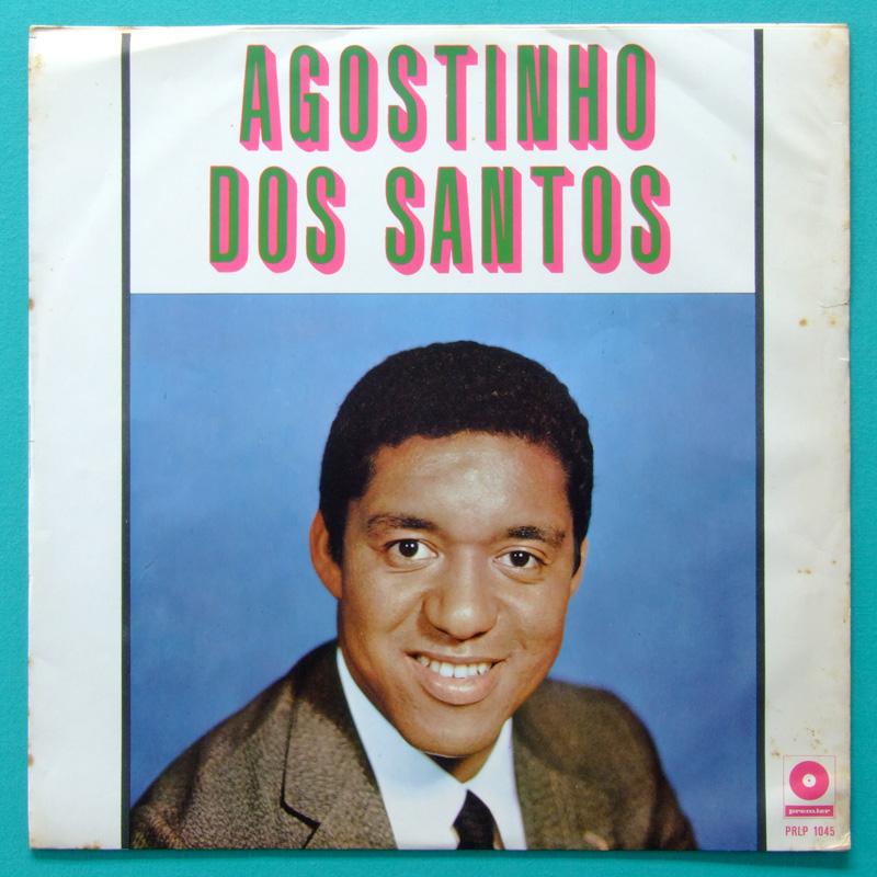 LP AGOSTINHO DOS SANTOS 68 BOSSA NOVA FOLK SAMBA BRAZIL