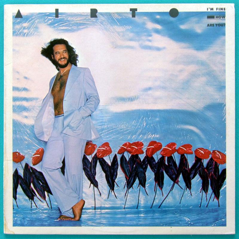 LP AIRTO MOREIRA HOW ARE YOU 1977 BOSSA JAZZ MELLOW BRAZIL