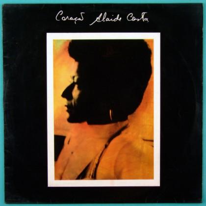 LP ALAIDE COSTA CORACAO 1976 JAZZ BOSSA AFRO FOLK BRAZIL