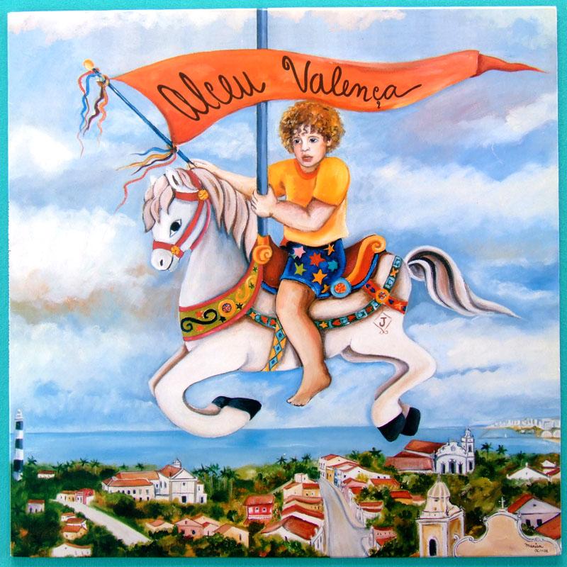 LP ALCEU VALENCA MARACATUS BATUQUES CADEIRAS 1994 BRAZIL