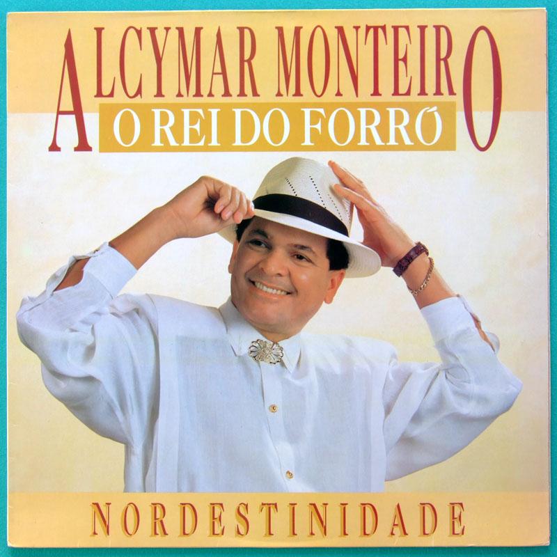 LP ALCYMAR MONTEIRO NORDESTINIDADE REGIONAL FOLK BRAZIL