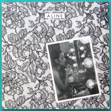 LP ALINE 1979 2ND ALBUM JAIME ALEM TONINHO HORTA FOLK BOSSA INDEPENDENT BRAZIL