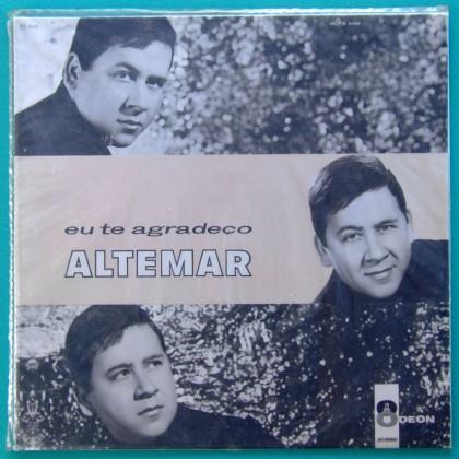 LP ALTEMAR DUTRA EU TE AGRADECO 1965 FOLK BOSSA POP BRAZIL