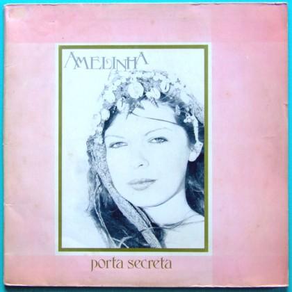 LP AMELINHA PORTA SECRETA 1980 BOSSA FOLK REGIONAL BRAZIL