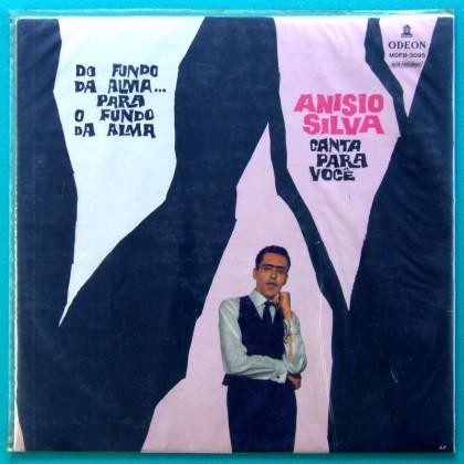 LP ANISIO SILVA CANTA PARA VOCE DO FUNDO DA ALMA BRAZIL