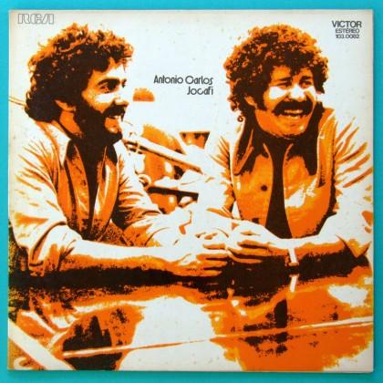 LP ANTONIO CARLOS & JOCAFI 1973 XAMEGO DE INÁ FOLK AFRO FUNK SAMBA SOUL BRAZIL