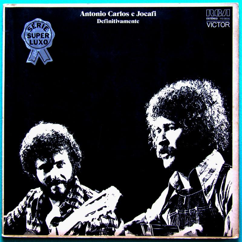 LP ANTONIO CARLOS & JOCAFI DEFINITIVAMENTE 1974 AFRO FUNK SAMBA SOUL BRAZIL