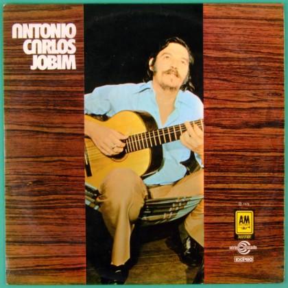LP TOM ANTONIO CARLOS JOBIM 1973 BOSSA NOVA JAZZ BRAZIL