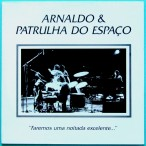 LP ARNALDO BAPTISTA & PATRULHA DO ESPACO 1988 MUTANTES FOLK ROCK PSYCH INDIE BRAZIL