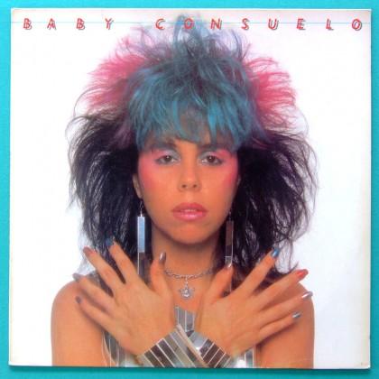 LP BABY CONSUELO COSMICA 1982 SAMBA FOLK PSYCH GROOVE BRAZIL